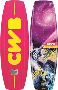 Connelly CWB WILDCHILD Wakeboard 131 cm - Blank with Fin - No  Binding