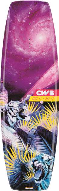 Connelly CWB Wildchild 136 cm Wakeboard