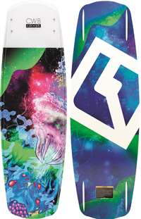 Connelly CWB GROOVE Wakeboard 134 cm - Blank with Fin - No  Binding