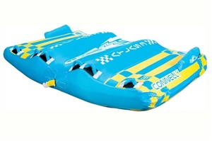 Connelly Atlas 3 Towable Inflatable Lake Tube Raft
