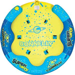 Super UFO! Connelly  Towable Inflatable Lake Tube Raft