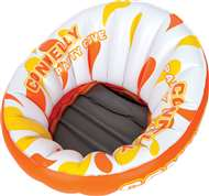 Party Cove Connelly  Lounge Inflatable Island Raft Float
