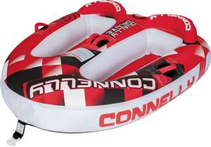 Dually Deluxe Connelly  Towable Inflatable Lake Tube Raft
