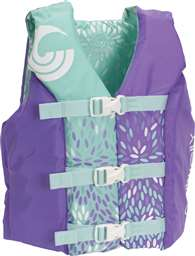 Connelly Girl's CGA Nylon Tunnel Life Vest Youth