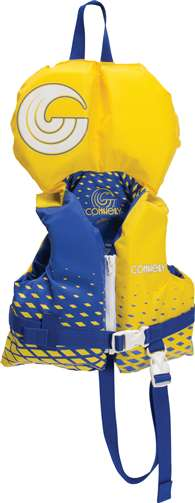 Connelly Boy's CGA Nylon Tunnel Life Vest Infant