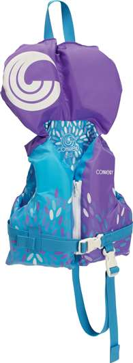 Connelly Girl's CGA Nylon Tunnel Life Vest Infant