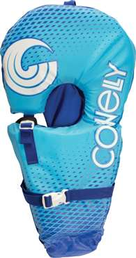 Connelly  Boy's CGA Nylon Tunnel Life Vest Baby Safe