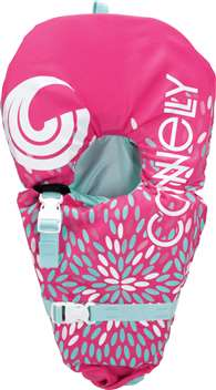 Connelly  Girl's CGA Nylon Tunnel Life Vest Baby Safe