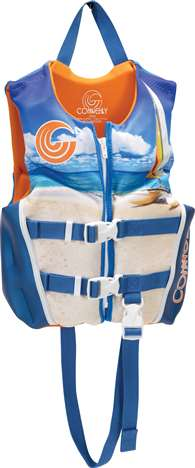 Connelly Boy's CGA Classic Neoprene Life Vest Child
