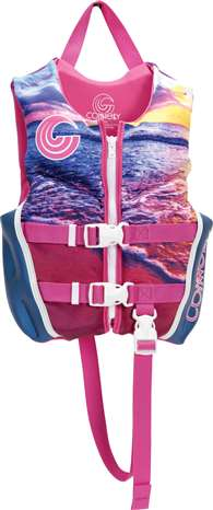 Connelly Girl's CGA Classic Neoprene Life Vest Child