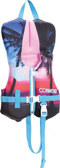 Connelly Girl's CGA Classic Neoprene Life Vest Infant