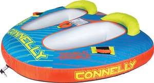 Connelly Double Trouble Towable Inflatable Lake Tube Raft