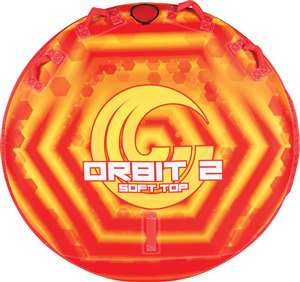 New!  Orbit 2 Soft Top Connelly  Towable Inflatable Lake Tube Raft