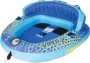 New!  Viper 2 Connelly  Towable Inflatable Lake Tube Raft