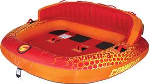New!  Viper 3 Connelly  Towable Inflatable Lake Tube Raft