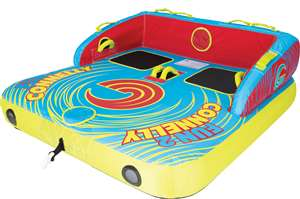 New!  Fun 2 Connelly  Towable Inflatable Lake Tube Raft