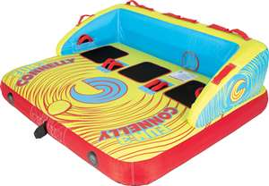 New!  Fun 3 Connelly  Towable Inflatable Lake Tube Raft