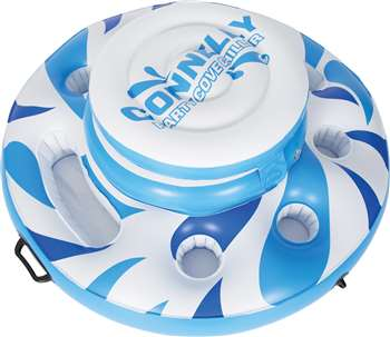 Connelly Party Cove Chiller Lounge Inflatable Raft Float