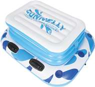 Connelly Party Cove Cooler Lounge Inflatable Raft Float