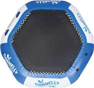 Connelly  Party Cove Oasis Lounge Inflatable Island Raft Float