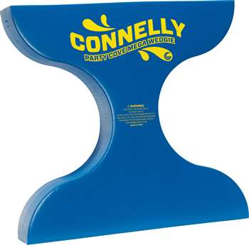 Connelly Party Cove Mega Wedgie Pool Lake Raft Float