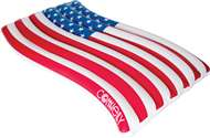 New!  Stars & Stripes Float Connelly  Swimming Pool Raft Float