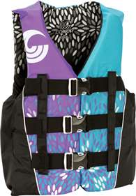 Connelly  Girl's CGA Nylon Tunnel Life Vest Teen