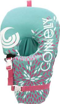Connelly  Girl's CGA Nylon Tunnel Life Vest Baby Soft