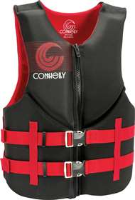 Connelly  Men's CGA Promo - Red Neoprene Life Vest Large