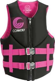 Connelly  Women's CGA Promo - Pink Neoprene Life Vest X-Small