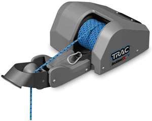 Trac AutoDeploy Electric Anchor Winch