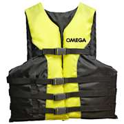 SPORT VEST YLW XLG