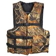 Flowt Angler Fishing Life Vests - Camouflage - Camo - XLG