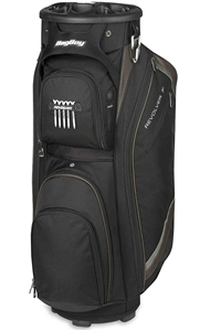Bag Boy Cart Golf Bag Revolver FX  Black/Charcoal/Silver