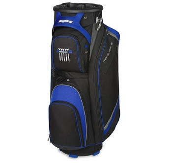 Bag Boy Cart Golf Bag Revolver FX  Black/Royal/Silver
