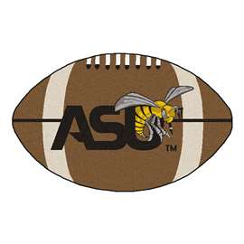 Alabama State University   Football Mat Mat Rug Carpet