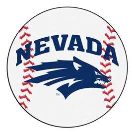 University of Nevada  Baseball Mat Rug Carpet Mats