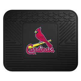 MLB - St. Louis Cardinals Utility Mat Rear Car Mats