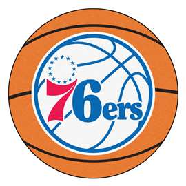 NBA - Philadelphia 76ers  Basketball Mat Rug Carpet Mats