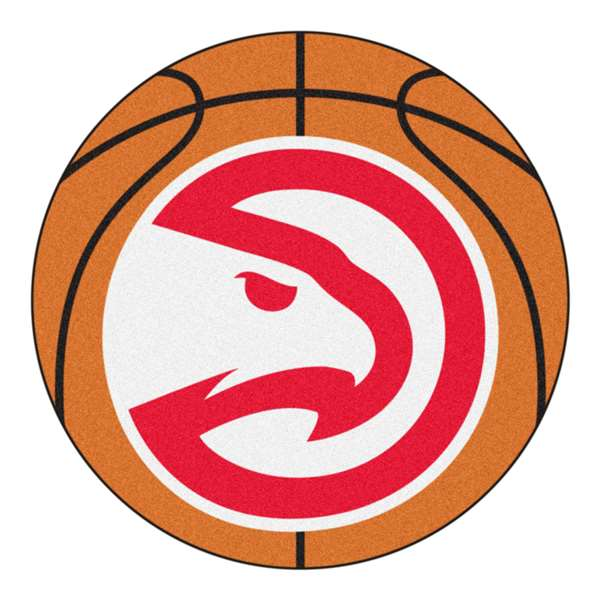 NBA - Atlanta Hawks  Basketball Mat Rug Carpet Mats