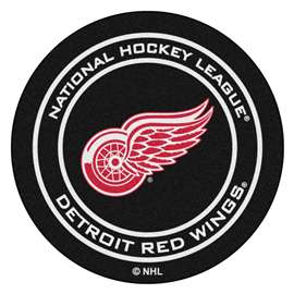 "NHL - Detroit Red Wings Mat, Carpet, Rug 27"" diameter"