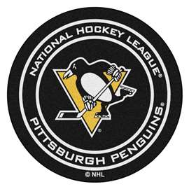 NHL - Pittsburgh Penguins Puck Mat Ball Mats