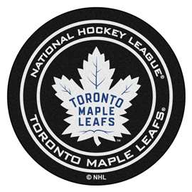 "NHL - Toronto Maple Leafs Mat, Carpet, Rug 27"" diameter"