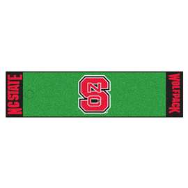 North Carolina State University Putting Green Mat Golf Accessory