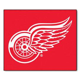 "NHL - Detroit Red Wings Rug, Carpet, Mats 59.5""x71"""