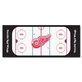 "NHL - Detroit Red Wings Mat, Rug , Carpet 30""x72"""