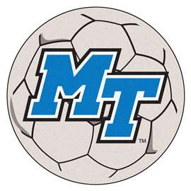 Middle Tennessee State University   Soccer Ball Mat, Rug , Carpet