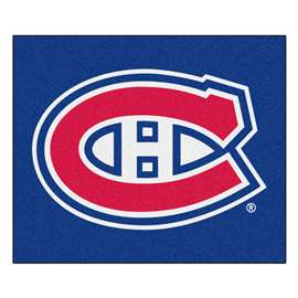 "NHL - Montreal Canadiens Rug, Carpet, Mats 59.5""x71"""