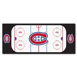 "NHL - Montreal Canadiens Mat, Rug , Carpet 30""x72"""