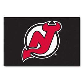 "NHL - New Jersey Devils Mat, Rug , Carpet 19""x30"""